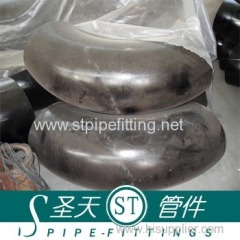 Flange Pipe Fitting Elbow