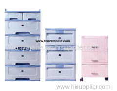 plastic injection drawer mould