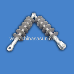 long rod high voltage polymer insulator in china