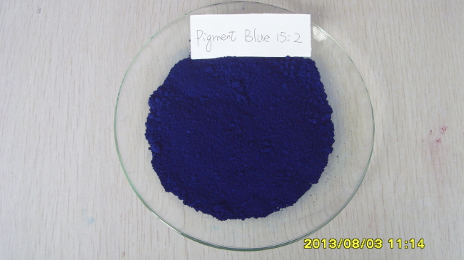 Pigment Blue 15:2 (Phthalocyanine Blue NCF) - Sunfast Blue 3518K