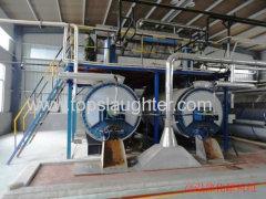Rendering Equipment High Temperature Hydrolysis Tank