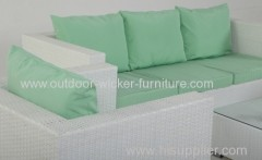sectional outdoor plastic sofa