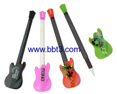 Promotional guitar shape ballpen