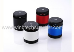 Hottest portable waterproof mini bluetooth speaker for mobile phones with microphone motion sensor speaker