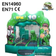 Kids Inflatable Bouncing House PVC