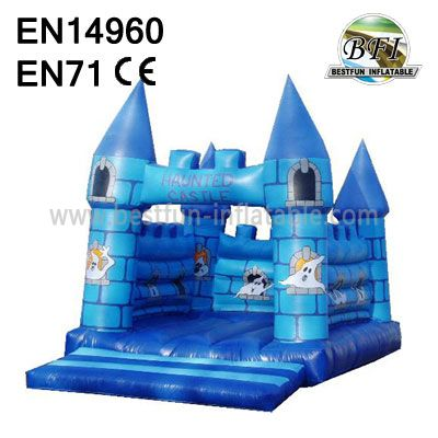 Hot Sale Haunted Inflatable Castle for Rent