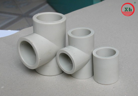 Yuyao xinghua pipe equal tee from China