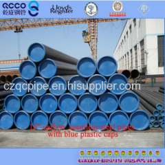 Carbon Steel Seamless Pipe X65 grade of API standard