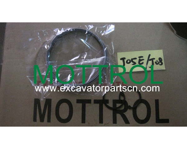 J05E/J08 PISTON RING FOR EXCAVATOR