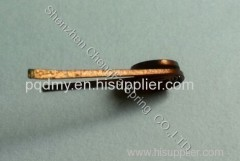 Multilayer Air Coil, Flat Wire