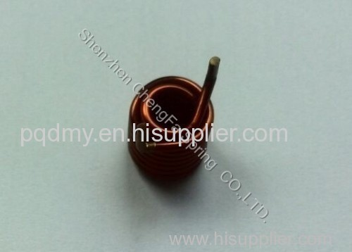 Multilayer Air Coil, Round Wire