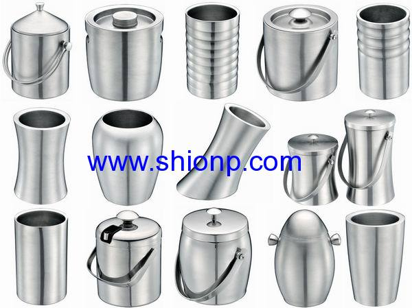Drum Type Ice Bucket