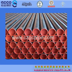 Seamless steel linepipes APL 5L X 60 PSL 1 PSL2