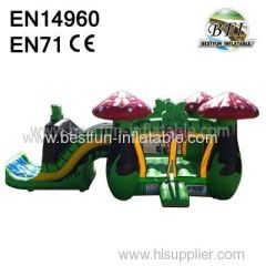 Fungus Inflatable house for sale