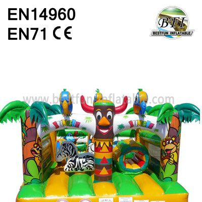 Indian Inflatable Bouncers House