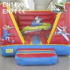 Mini Inflatable Toddler Jumper
