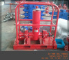 Emergency Shutdown system valve and control panel