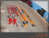 HYDRAULIC-MECHANICAL DOUBLE-ACTION LINER HANGER