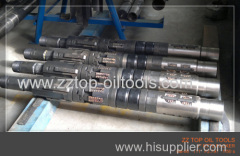 Drill stem testing casing packer 7