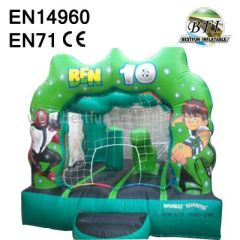 Interesting 10m Inflatable Jumping Castle