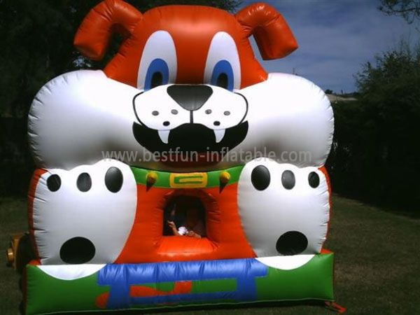 Popular Dog Inflatable Castle For Sale