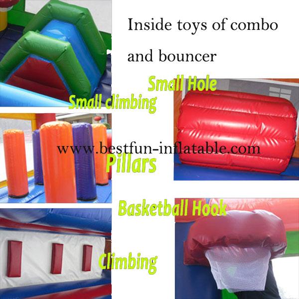 Sapo Pepe Inflatable House for kids