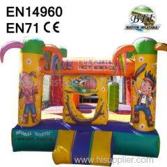 Inflatable Outdoor Castle Jumping made in China