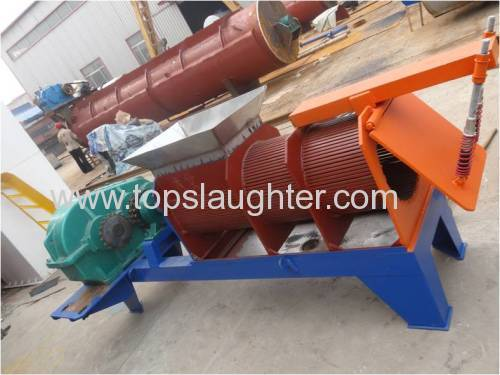 Feather Meal Processing Equipment Feather Dehydration Machine