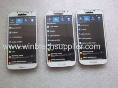 S4 MTK6589 quad core Mobile phone with Air Gesture Single Micro SIM
