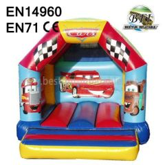 Car King Bounce House