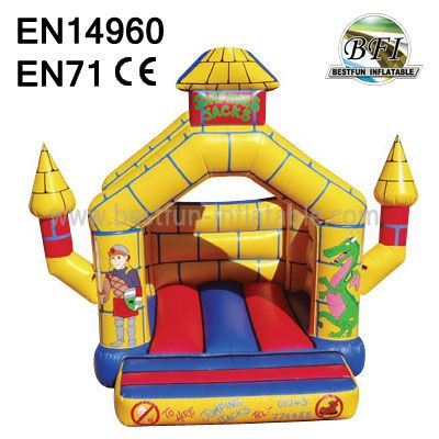 New Design Inflatable Bounce House Combo