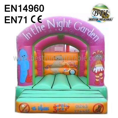 In the Night Garden Commercial Bouncer Inflatables