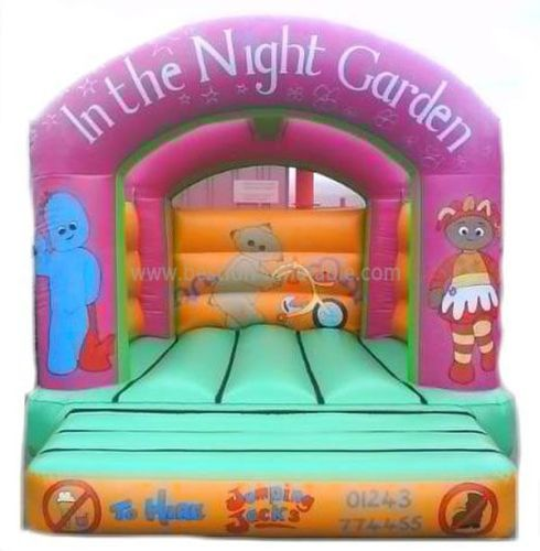 In the Night Garden Inflatable Bouncer