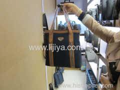 lady pu leather shoulder bag