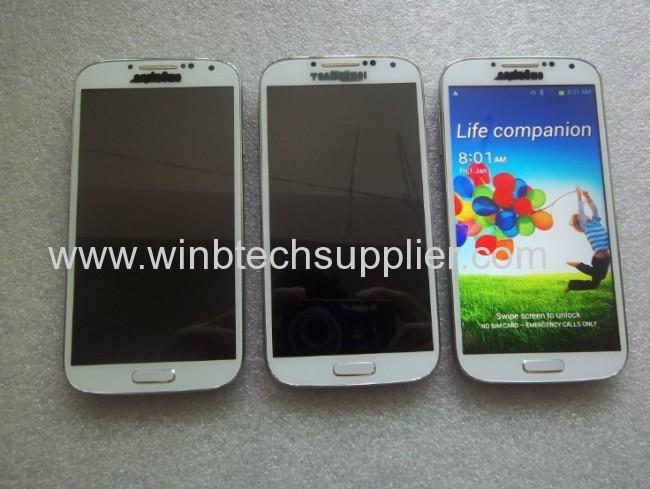 Smartphone 5Star I9500 S4 MTK6589 QUAD CORE Single SIMcard