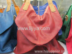 pu bag for lady