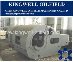 High Quality API Standard Mud Pump Frame