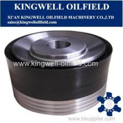 API Mud Pump Pistons for Oil Drilling