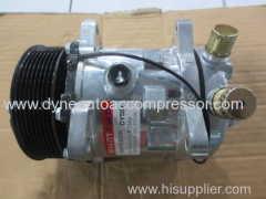 sanden 5 series 505 507 510 508 auto air conditioner Universal compressor dyne(dayuan) manufatured dy510203 119mm pv8