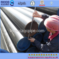 x 60 psl2 SMLS Steel pipes