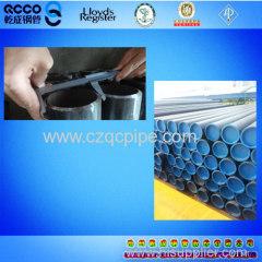 EN10297-1 C60E Seamless Steel Pipe
