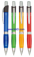 Promotional ballpoint pen with big middle ring