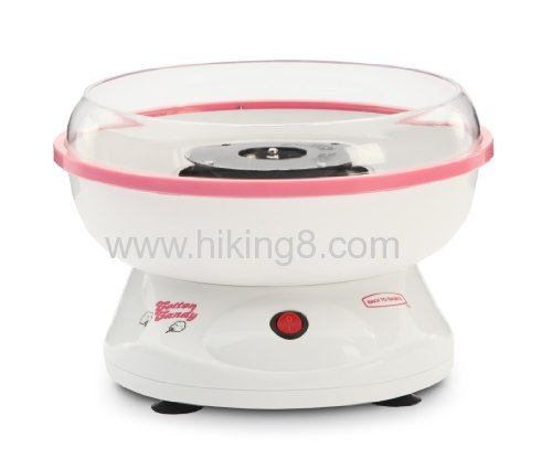 electric cotton candy floss maker machine for party / home