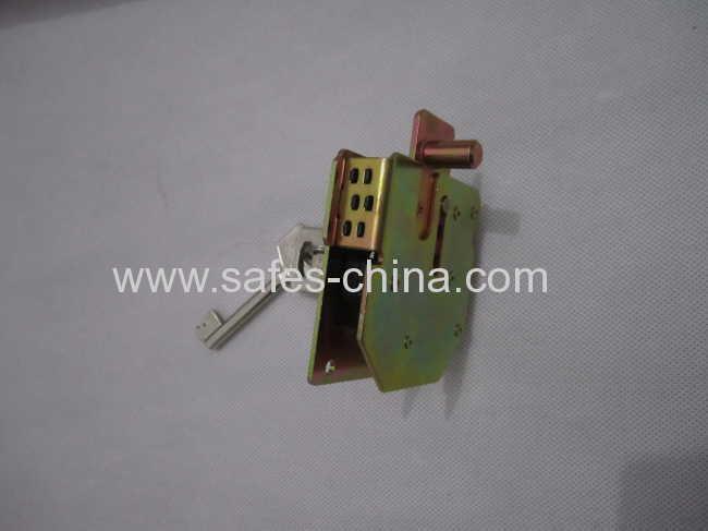 Eurograde mechanical safe lock