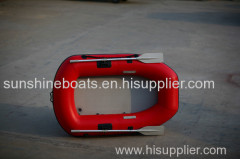 boat inflatable boat fishing boat