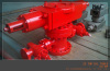 Double ram Blowout Preventer