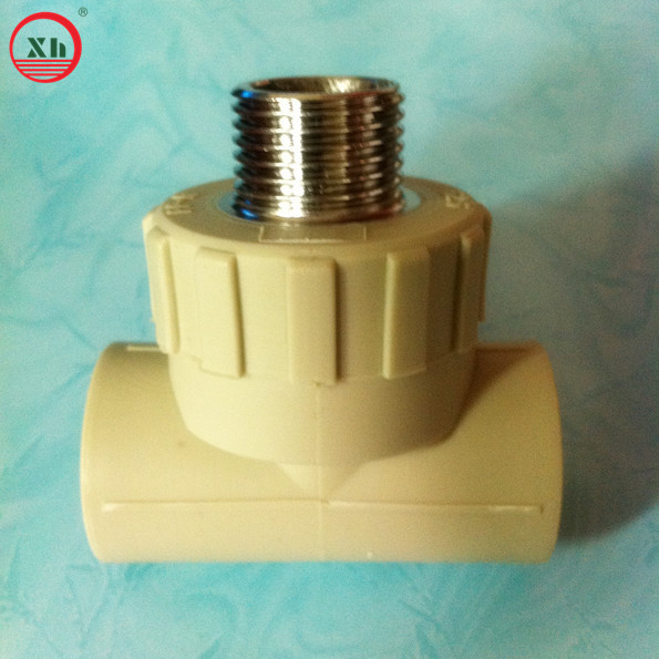 PPR fittings PPR female tee from China
