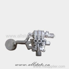 Injection Die Casting in Aluminum