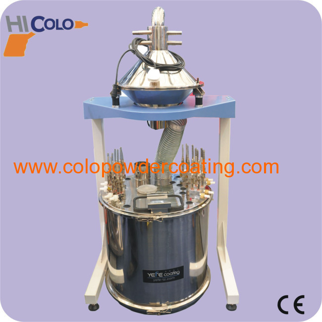 Automatic powder spray system manufactory in China