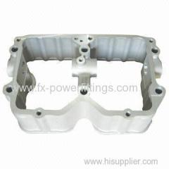 STEEL CASTING FORGING/Aluminum Die-Casting/CNC Machined Products/Auto Parts/Rocker Chamber Cover for Cummins